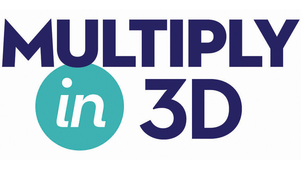 Multiply in 3-D